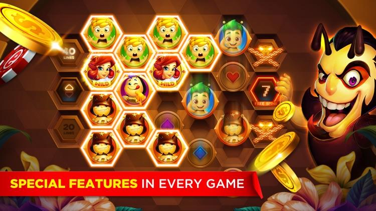 NEXT Slots : Casino Games screenshot-3