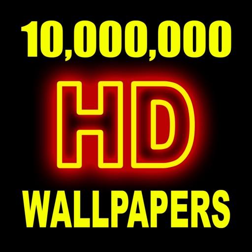 10,000,000 HD Wallpapers iOS App