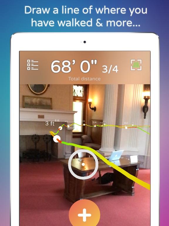 AirMeasure - AR Measuring Kit Screenshot