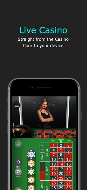Bet365 live casino app