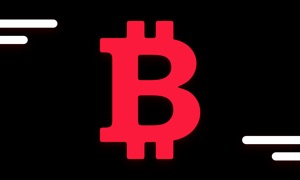Bitcoin Crypto Ticker - BTC
