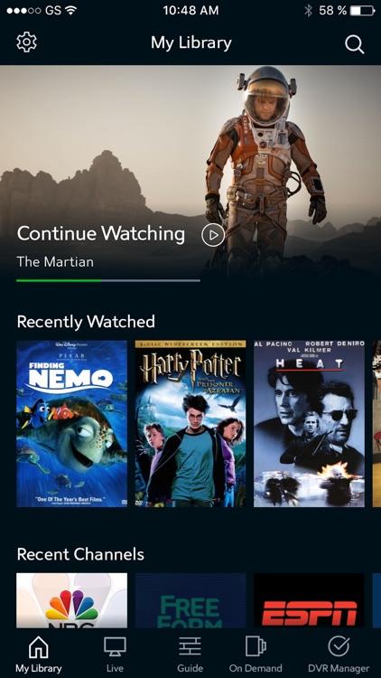 Spectrum TV screenshot-4