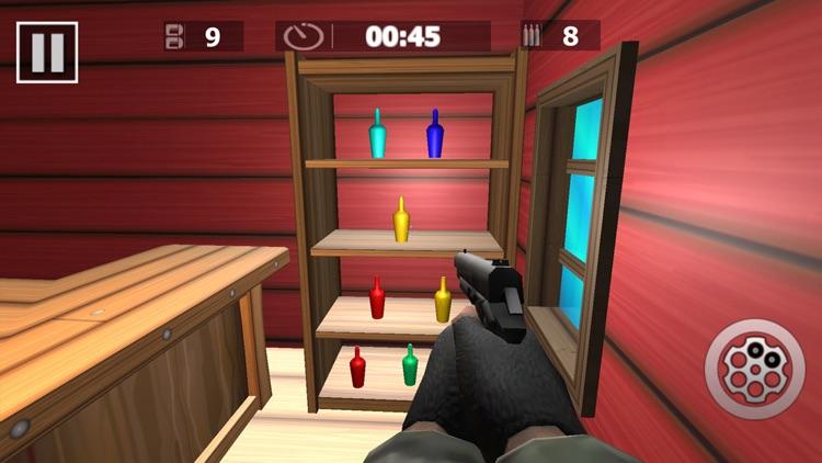 Real Bottle Shooting Expert Gun Shooter screenshot-4
