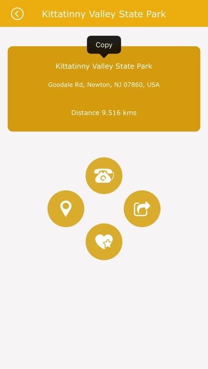 New Jersey State Parks Guide screenshot-4