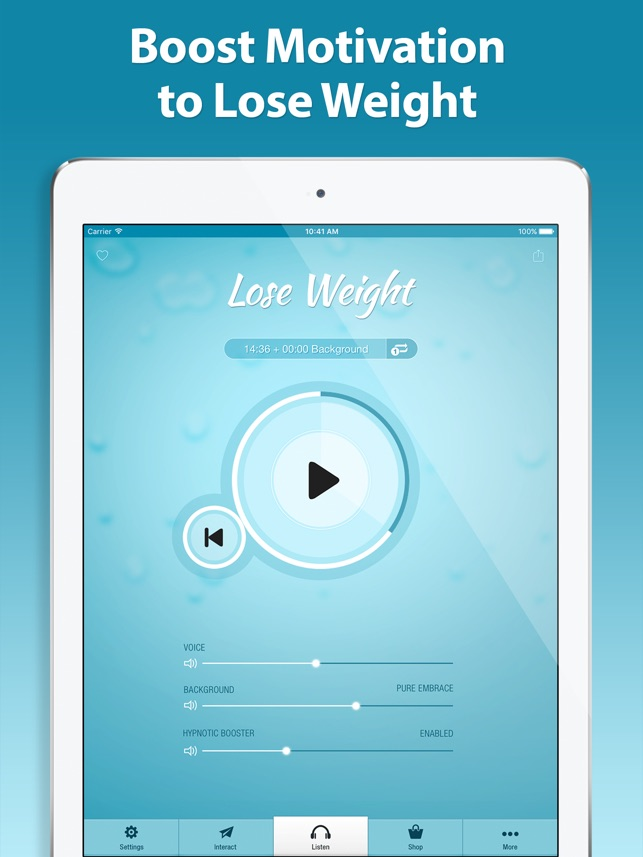 Lose Weight Hypnosis on the App Store