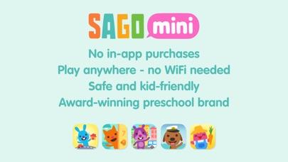 Sago Mini Road Trip Screenshots