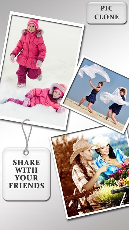 PicClone - Clone your photo