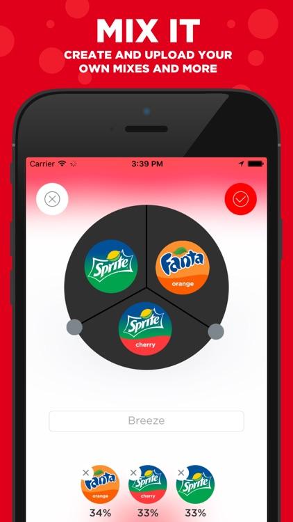 Coca-Cola Freestyle screenshot-0