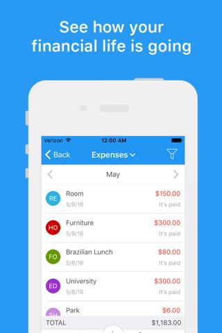 Mobills Controle de Gastos screenshot 3