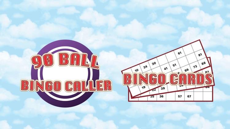90 Ball Bingo Caller screenshot-4