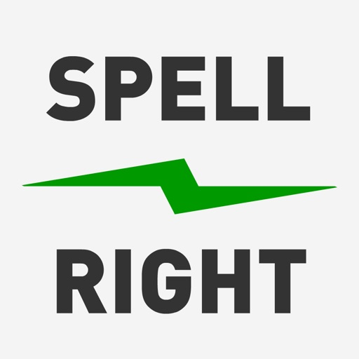 Download Spelling Right free for iPhone, iPod and iPad