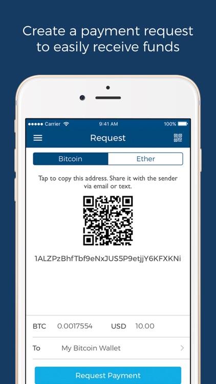 Blockchain Wallet screenshot-4
