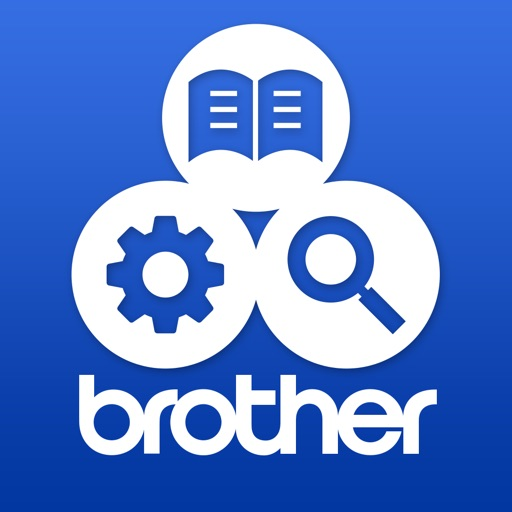Brother SupportCenter iOS App