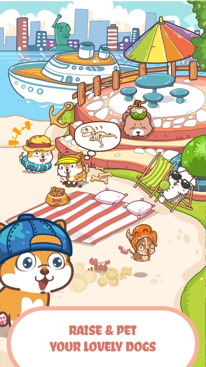 Fancy Dogs - Puzzle & Puppies screenshot-0