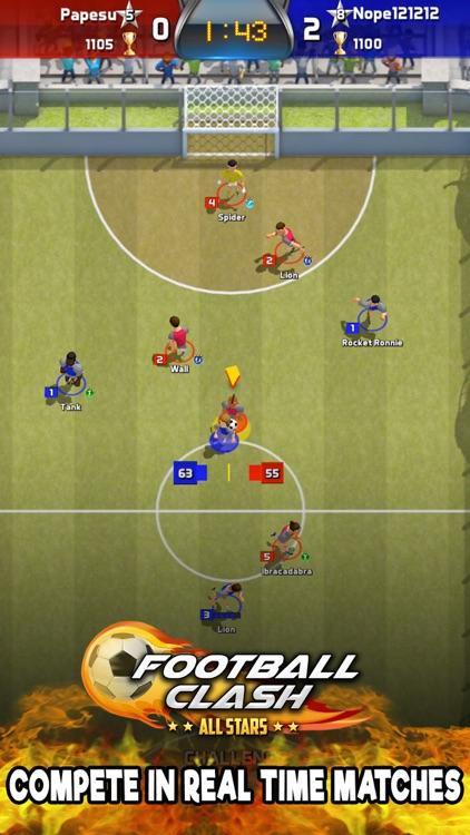 Football Clash: All Stars screenshot-3