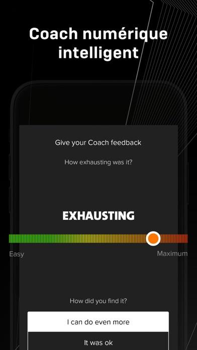 Screenshot for Freeletics : Workout et Fitnes in Lebanon App Store