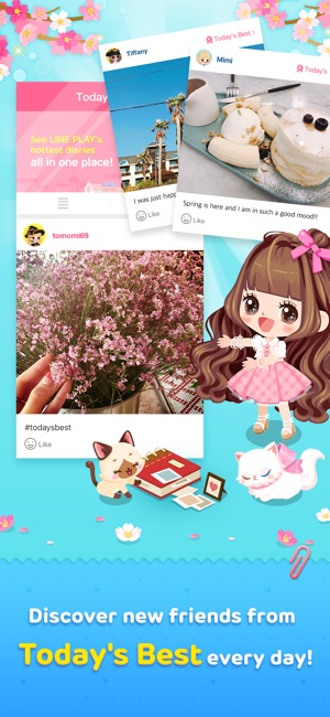 Line play our avatar world on the app store stopboris Gallery