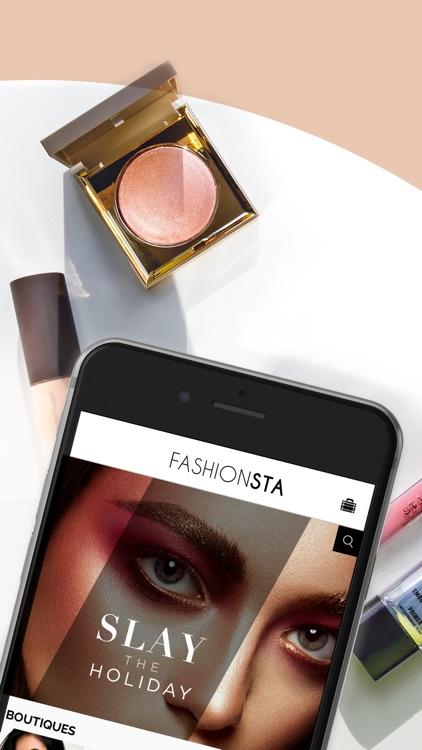 Fashionsta: Makeup Shopping