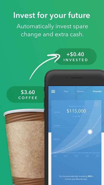 Acorns: Invest Spare Change screenshot-0