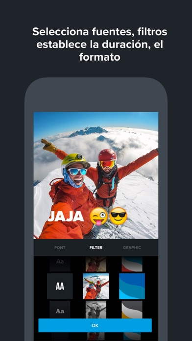 Descargar Quik - Editor de video GoPro para Android