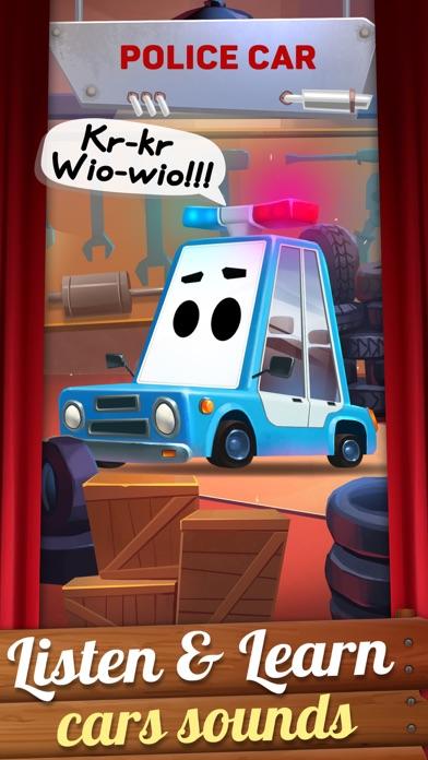 Kids Theater: Cars Show screenshot 2