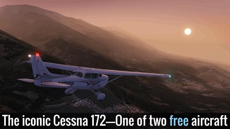 X-Plane 10 Flight Simulator screenshot-3