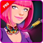 Winter Tattoo Maker Artist Pro icon