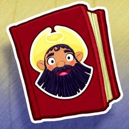 My Storybook Pirate: Interactive Book Creator