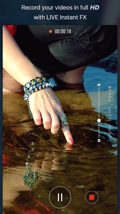 Download Vizmato - Video Editor with FX for Pc
