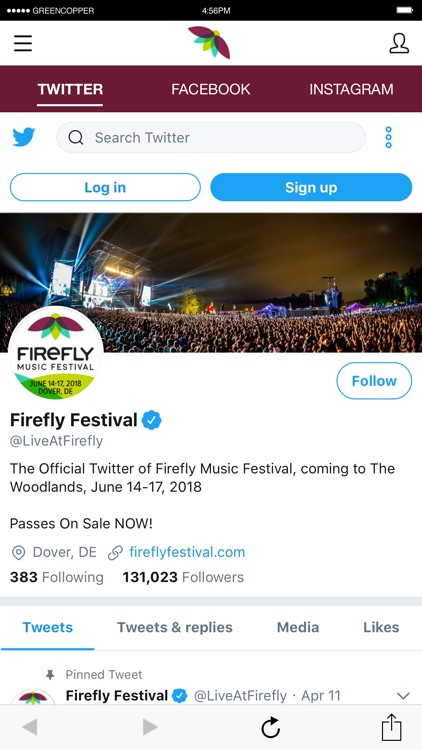 2018 Firefly Music Festival screenshot-4