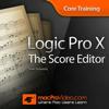 Score Editor For Logic Pro X