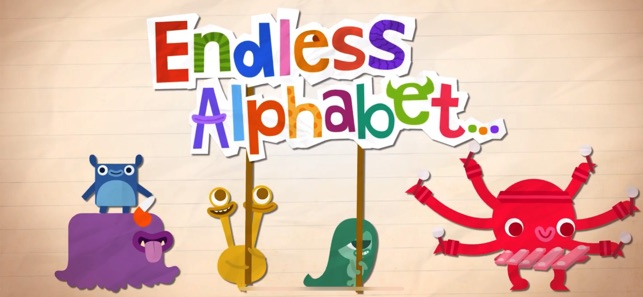 Endless Alphabet On The App Store