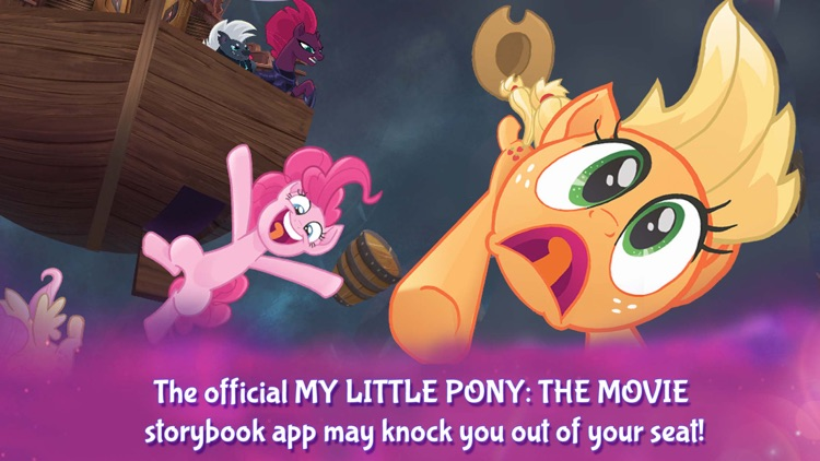 My Little Pony: The Movie screenshot-0
