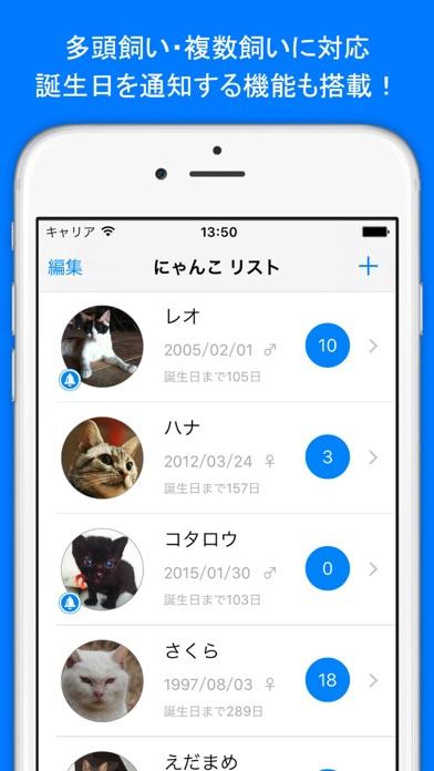 愛猫 管理カード「にゃんパス」紹介画像2