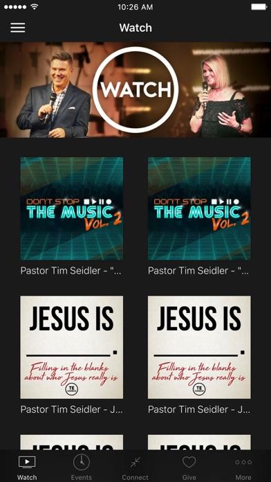 The Experience Church App screenshot 1