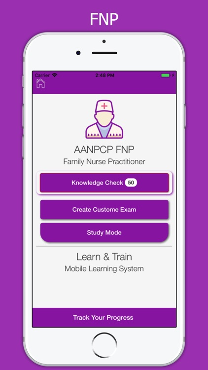 AANPCP FNP Test Prep 2018 screenshot-0