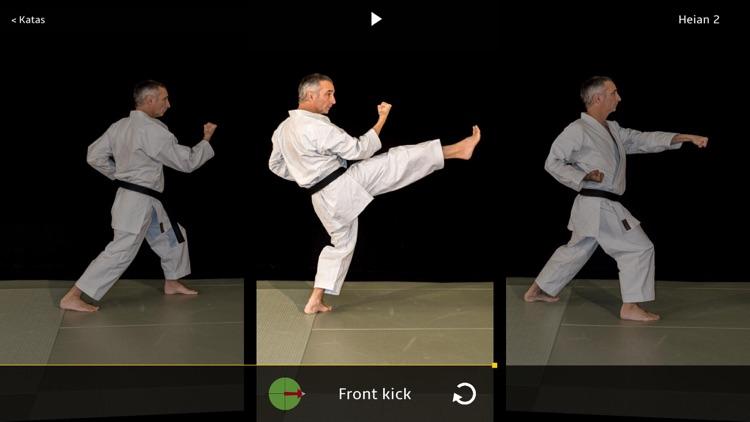 Kata Shotokan screenshot-3