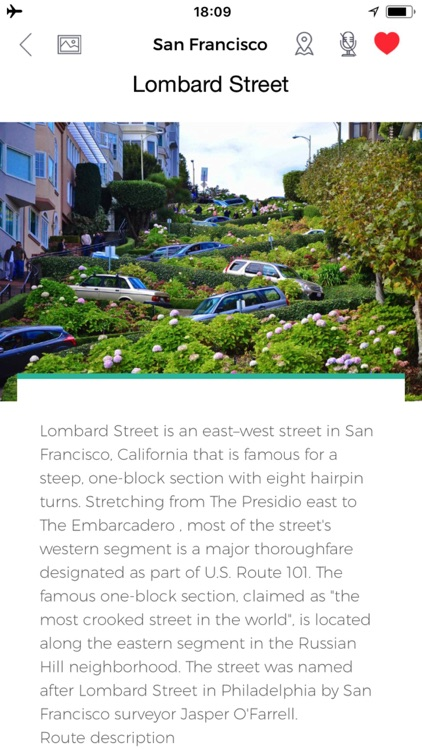 San Francisco Travel Guide screenshot-4