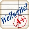 Wellwrite! 英語のスペルチェック、単語クイズ - iPhoneアプリ