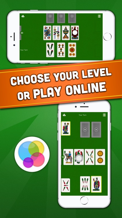 Rubamazzo - Classic Card Games screenshot-3