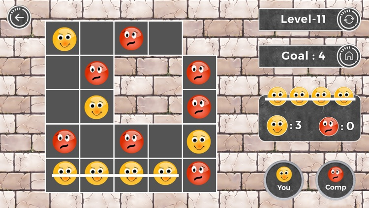 Tic Tac Toe : Multi Level Game screenshot-4