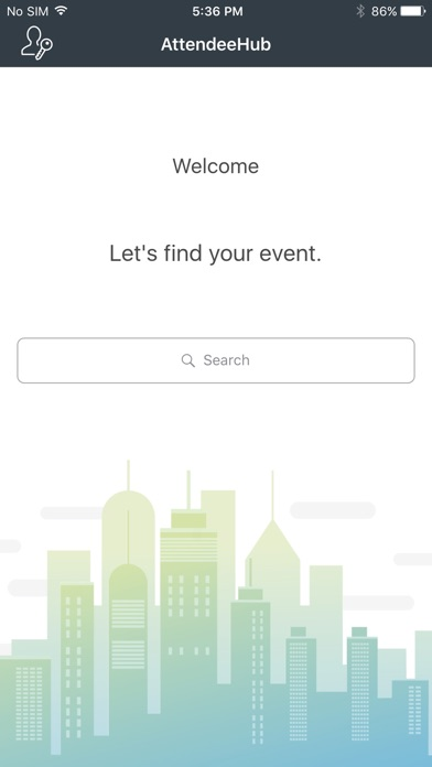 CrowdCompass AttendeeHub for Windows