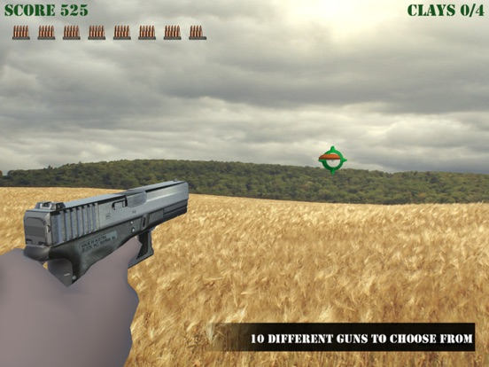 CLAY SHOOTING SKEET PRO screenshot 7