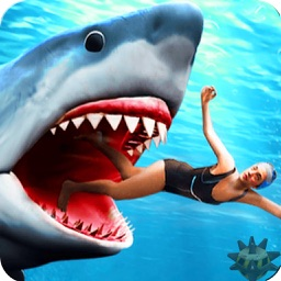 Blue Whale Shark Simulator 3D