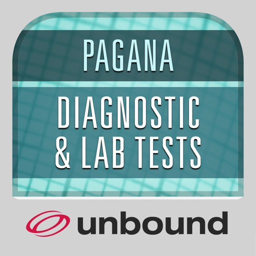 Pagana: Diagnostic & Lab Tests icon