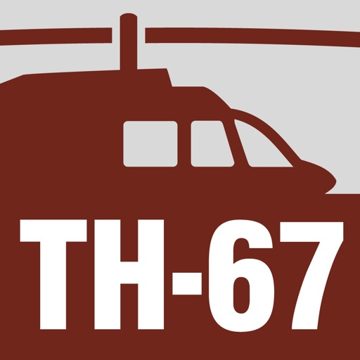TH-67 Helicopter Flashcards