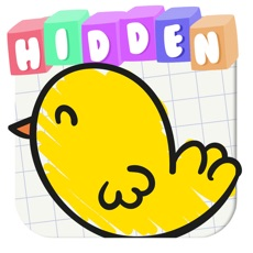 Activities of Hidden Objects - Painting Game