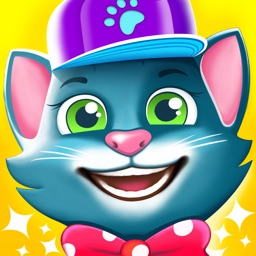Pet Salon: Cat Dress Up Game