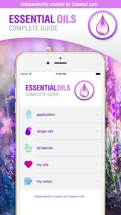 Essential Oils Guide: doTERRA screenshot-0