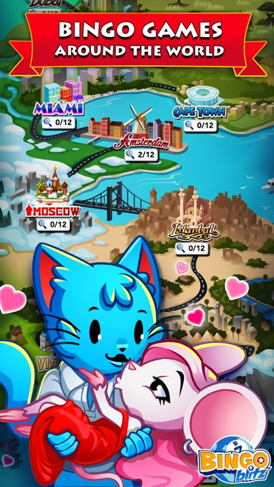 Bingo Blitz: ビンゴ ゲーム- ビンゴ スロットスクリーンショット3